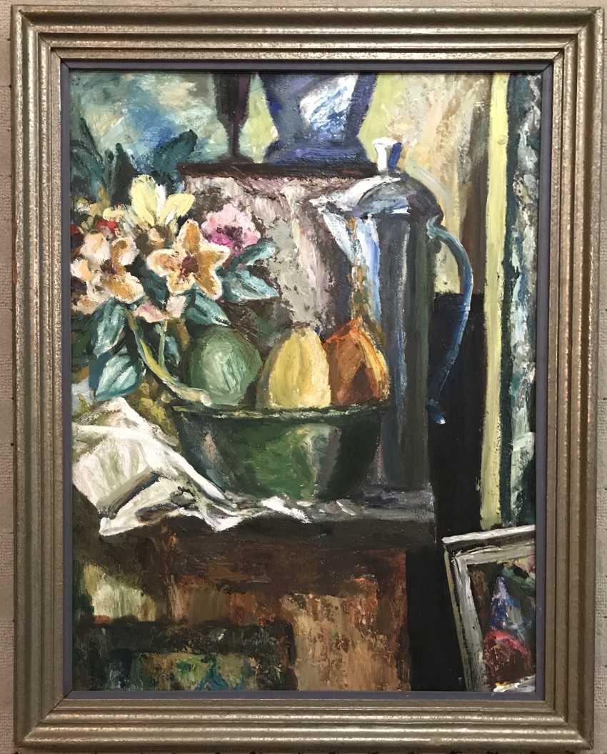 Korobushkin E. T. Painting, 1994 - photo 1