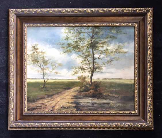 Painting of the XIX century. - photo 1