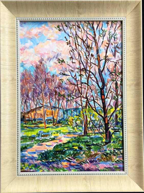 """Pozharsky N. G. - """"Spring"""". 1978. - photo 1"""