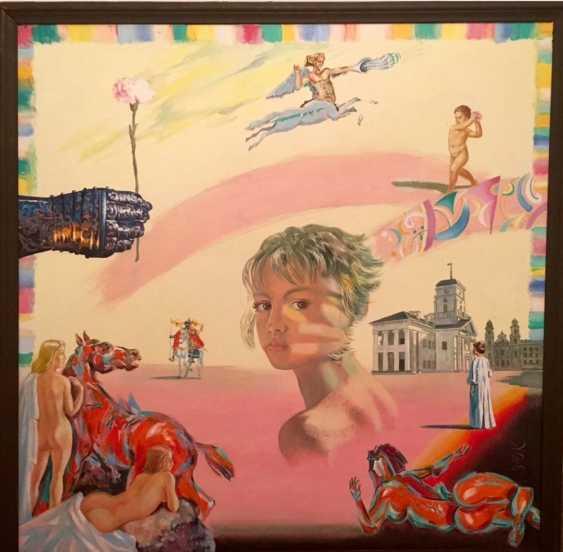 """Zaitsev, Yu. K. """"girls of Avignon"""", 2013 - photo 1"""