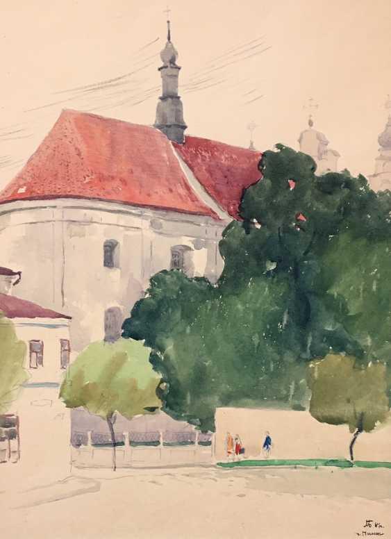 Belsky M. L. Painting, 1967 - photo 2