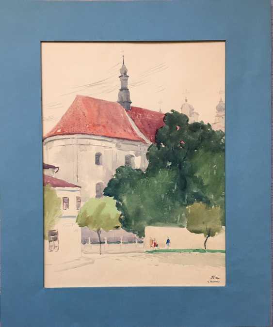 Belsky M. L. Painting, 1967 - photo 1