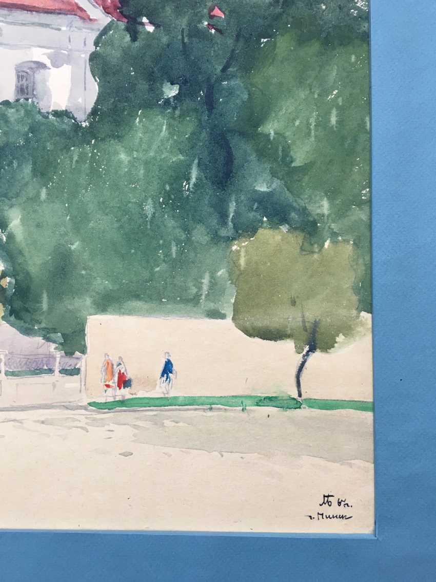 Belsky M. L. Painting, 1967 - photo 4