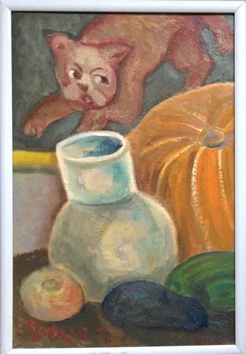 """Akulov I. V. """"Blick auf die Melone"""", 2010 - Foto 3"""