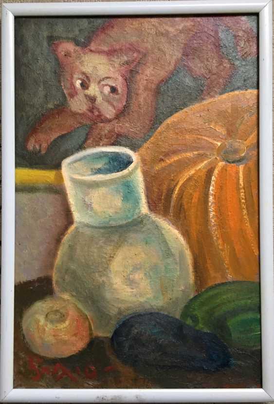 """Akulov I. V. """"Blick auf die Melone"""", 2010 - Foto 1"""