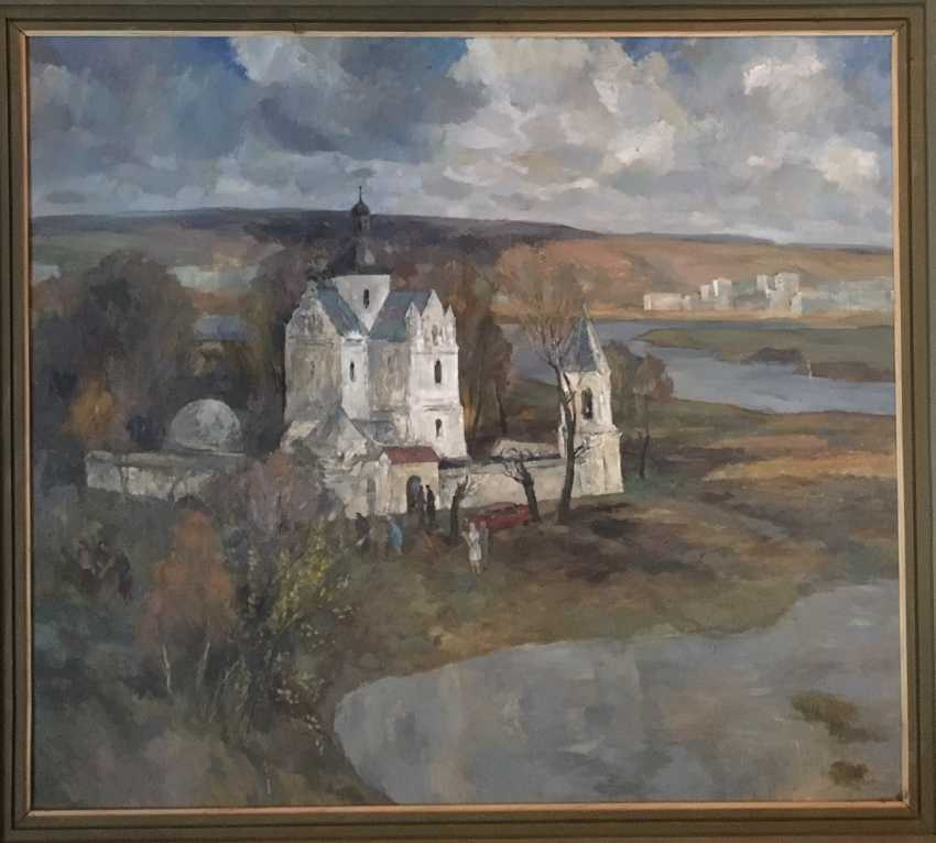 """Лихоненко N. Und. """"St.-Nikolaus-Kloster"""" 1998 - Foto 1"""