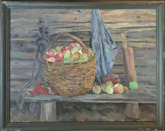 """Лихоненко N. Et. """"Le panier de pommes"""", 2009 - photo 1"""
