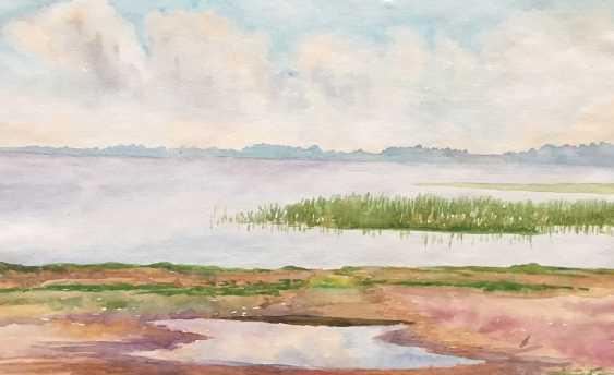 Zaitsev E. A. Painting, 1970s. - photo 2