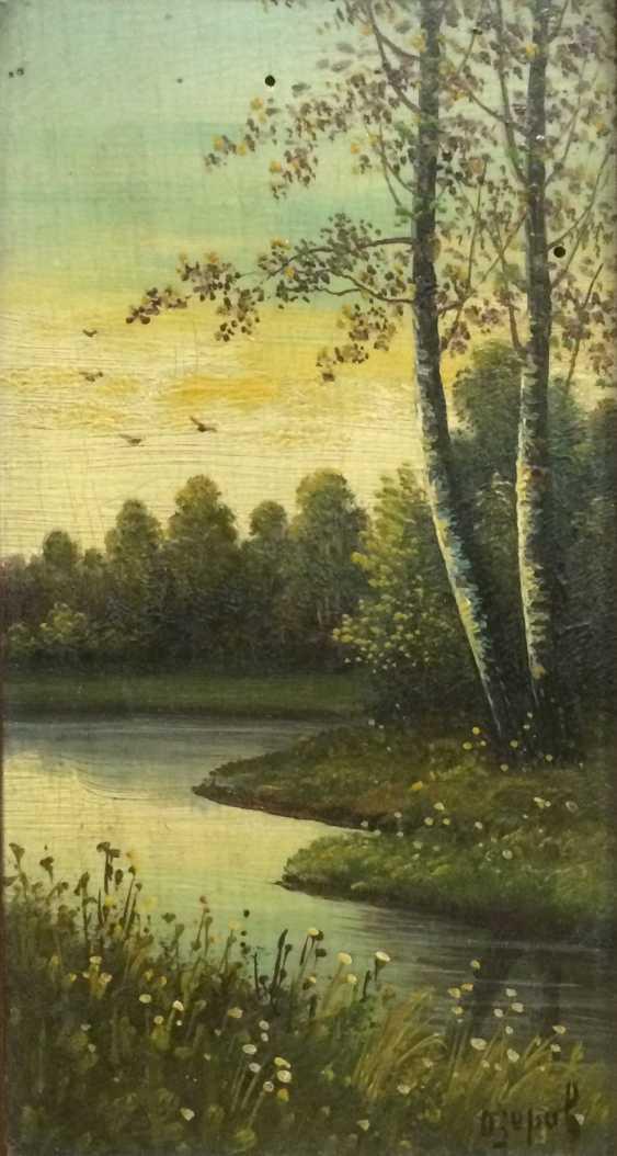 Ozerov G. F. Picture 1-I half of XX century - photo 2