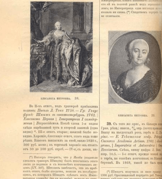 A detailed dictionary of Russian engraved portraits - photo 3