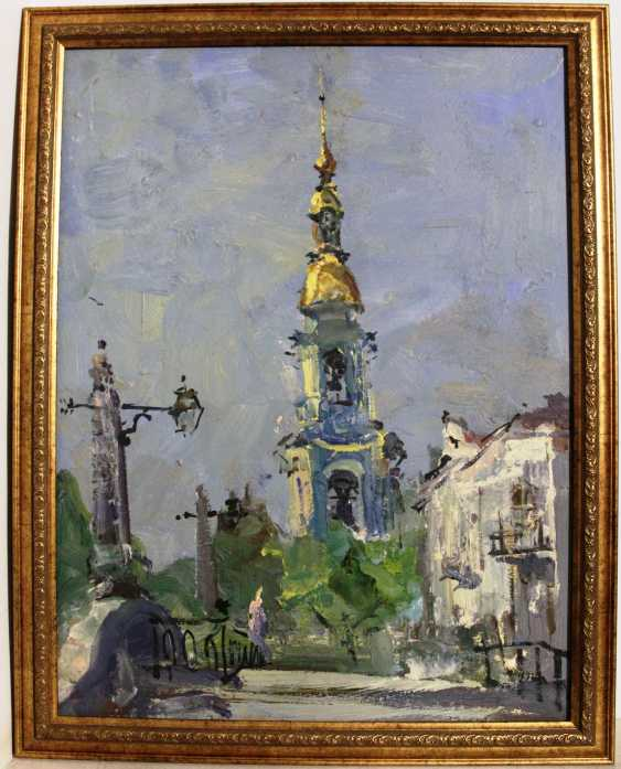 """Chmelevsky V. """"In St. Petersburg"""", 1978. - Foto 1"""
