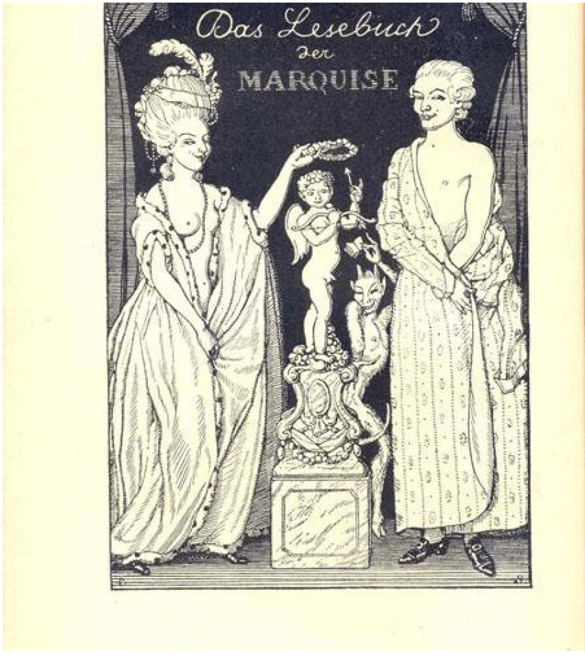 The Book Of The Marquise - photo 2