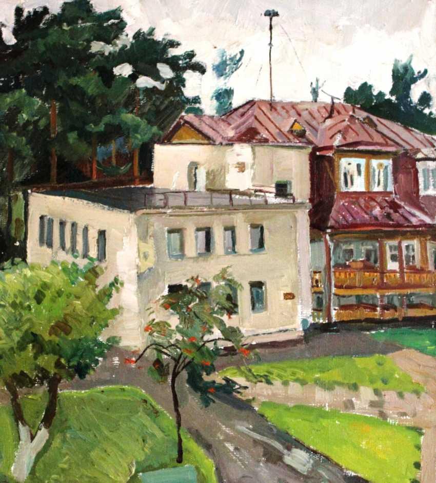 "PS crealev ""Sanatorium"", XX century. - photo 1"