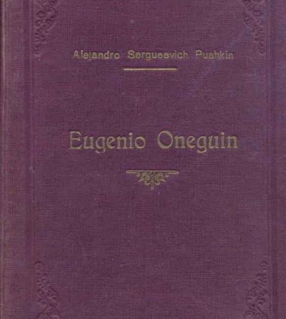 Eugene Onegin - photo 1