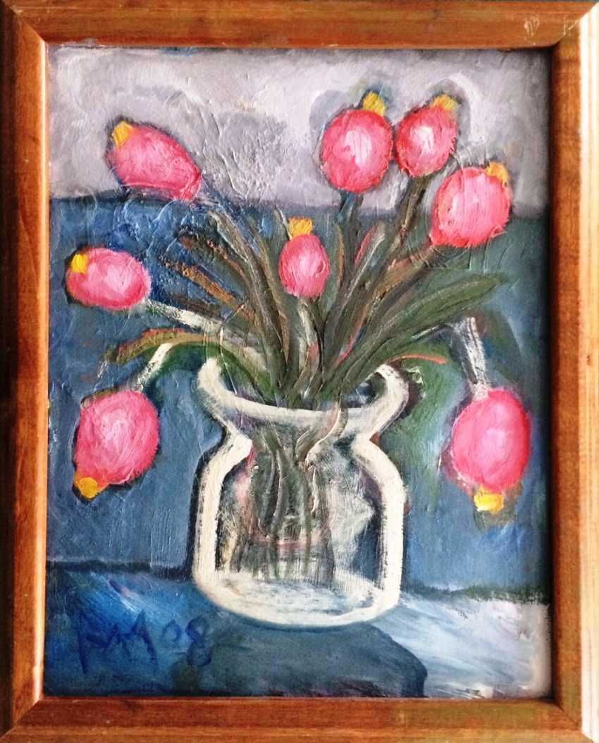 """Akulov V. """"Red poppies"""", 2008 - photo 1"""