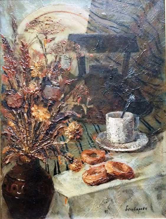 "Belowabove ""still life with bagels"". - photo 1"