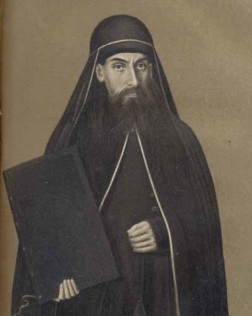 History Belokrinitskoy hierarchy - photo 1