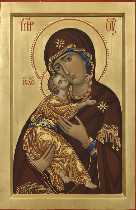 Our Lady Of Vladimir - photo 1