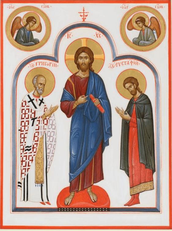 The Saviour with saints - photo 1