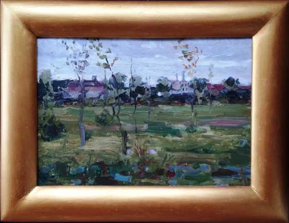 "Maliszewski, A. A., ""Spring in the city"", 1956. - photo 1"
