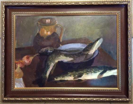 """Khodasevich K. A. - """"still life"""", 1960 G. - photo 1"""