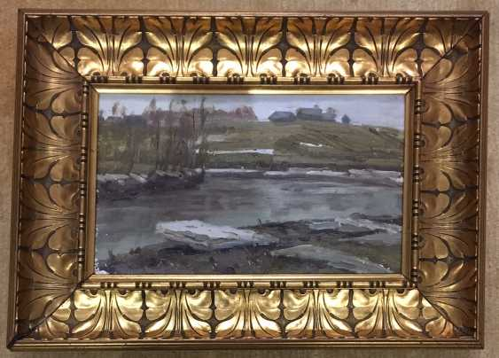 Azgur (Gorelova).G. Painting, 1951. - photo 1