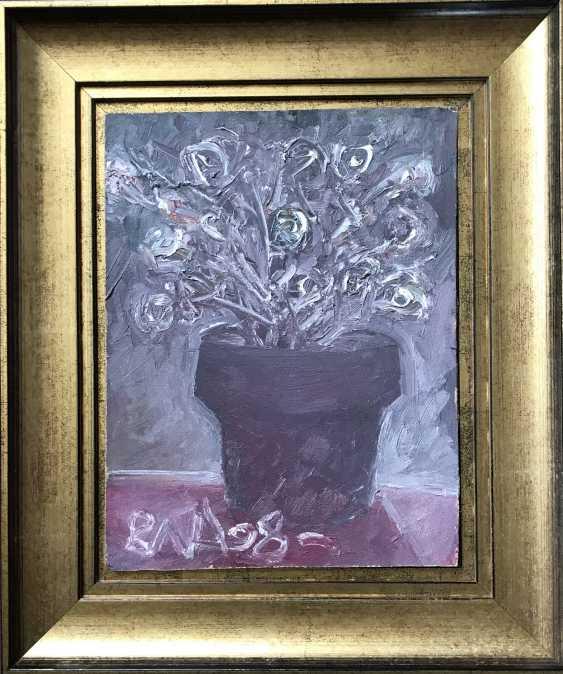 """Akulov I. V. """"Blumen für N. N."""" 1998 - Foto 1"""