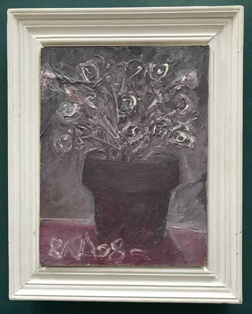 """Akulov I. V. """"Blumen für N. N."""" 1998 - Foto 3"""