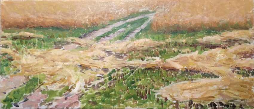 """Азгур Г.Г. """"Белорусское золото"""", 1965 г. - фото 1"""