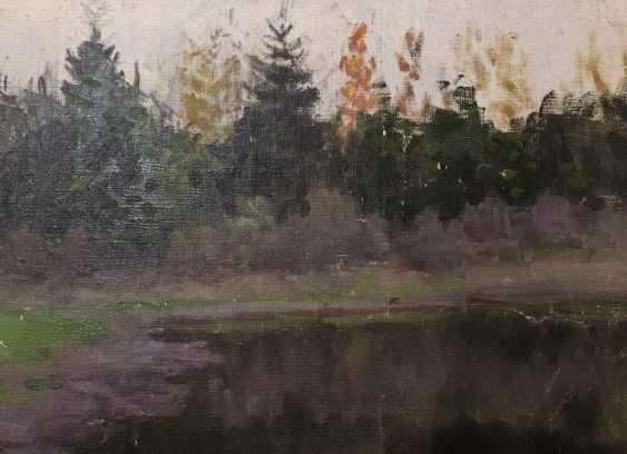 """Azgur (Gorelova), G. G., """"Traces of autumn"""", 1959 - photo 3"""