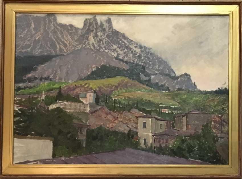 """Azgur (Gorelova).G. - """"Caucasus"""", 1954. - photo 1"""