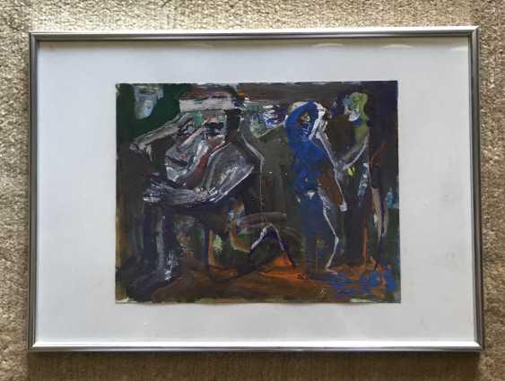 "Akulov I. V. ""geheimes treffen"", 2003 - Foto 1"