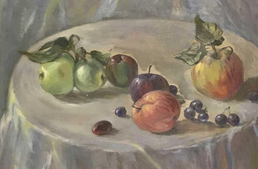 "Gandys L. B. still life ""Minuet fruit"", 1998 - photo 3"