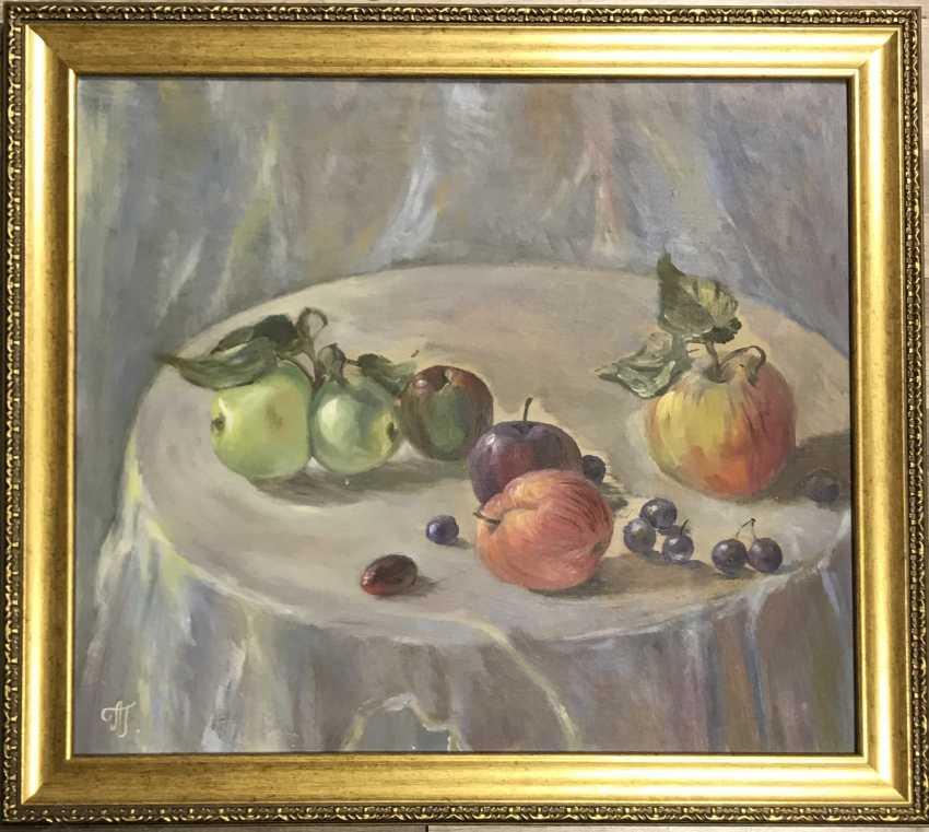 "Gandys L. B. still life ""Minuet fruit"", 1998 - photo 1"