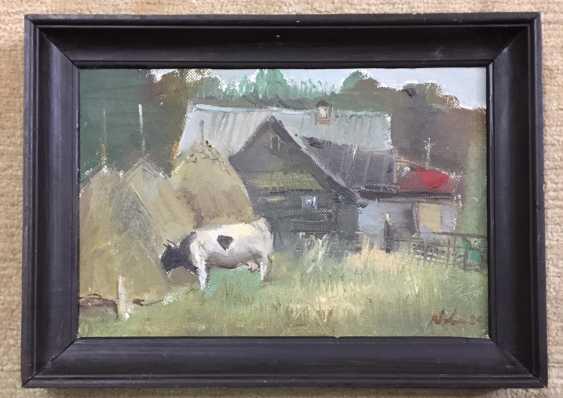 """Uswak V. S. """"the farm"""", 2001 - photo 1"""