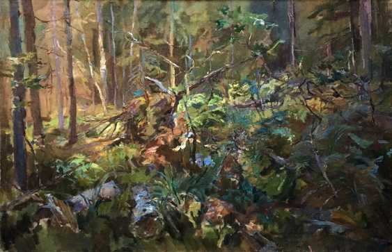 "Katkov S. P. ""Forest"", 1946 - photo 1"