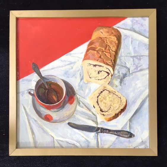 """Sidorenko A. M. """"Tea and cake"""", 2007 - photo 1"""