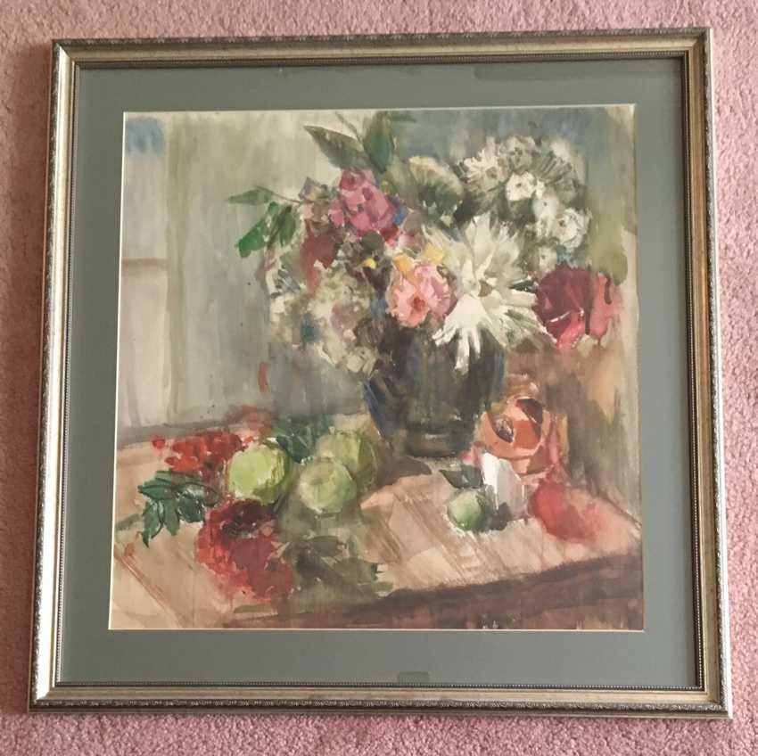 Rozhkov V. Z. (Ankara). Painting of XX century. - photo 1