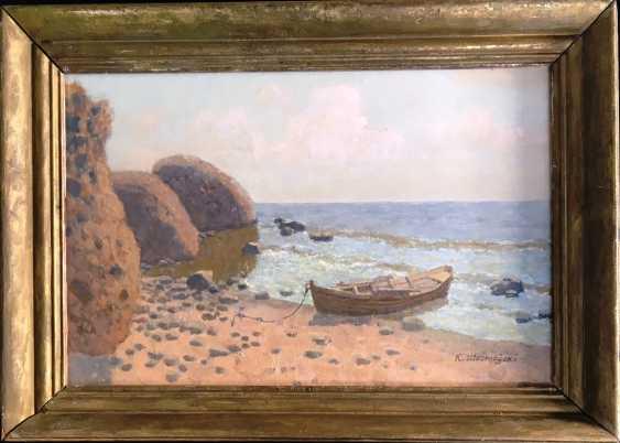 """Shestovskiy K. F. - """"seashore"""" - photo 1"""