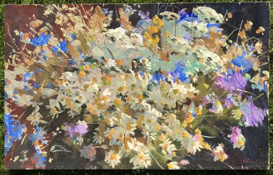 """Stasevich I. N. """"Flowers of the Motherland"""", 1965 - photo 7"""