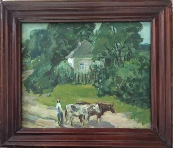 Kochev A. A. Painting, 1986 - photo 1