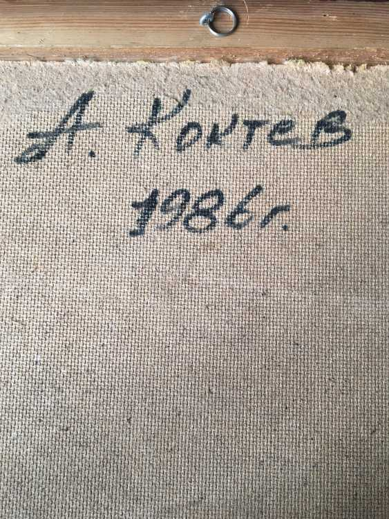 Kochev A. A. Painting, 1986 - photo 2