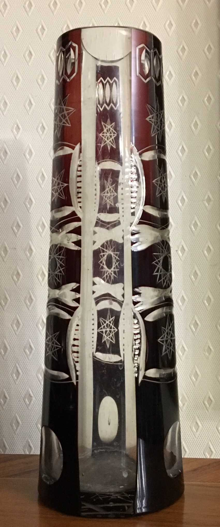 Vase. Western Europe, 1-St floor. XX century - photo 2