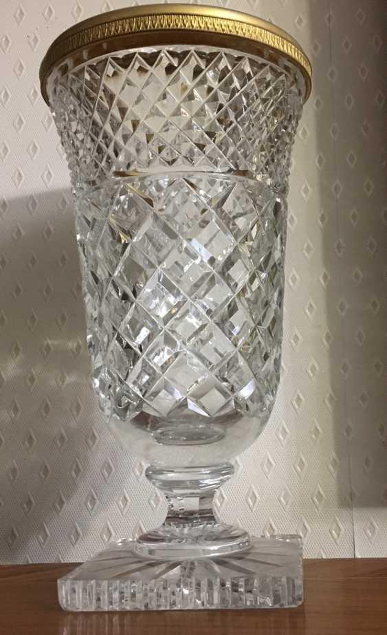 Vase. Austria, XIX century - photo 1