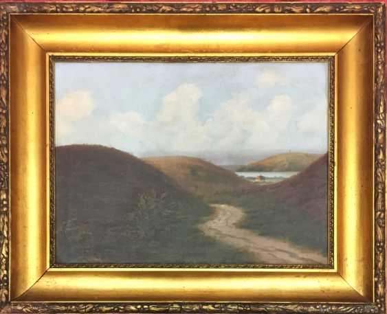 Tholstron E. Painting, XIX century - photo 1