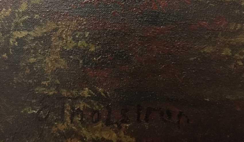 Tholstron E. Painting, XIX century - photo 4