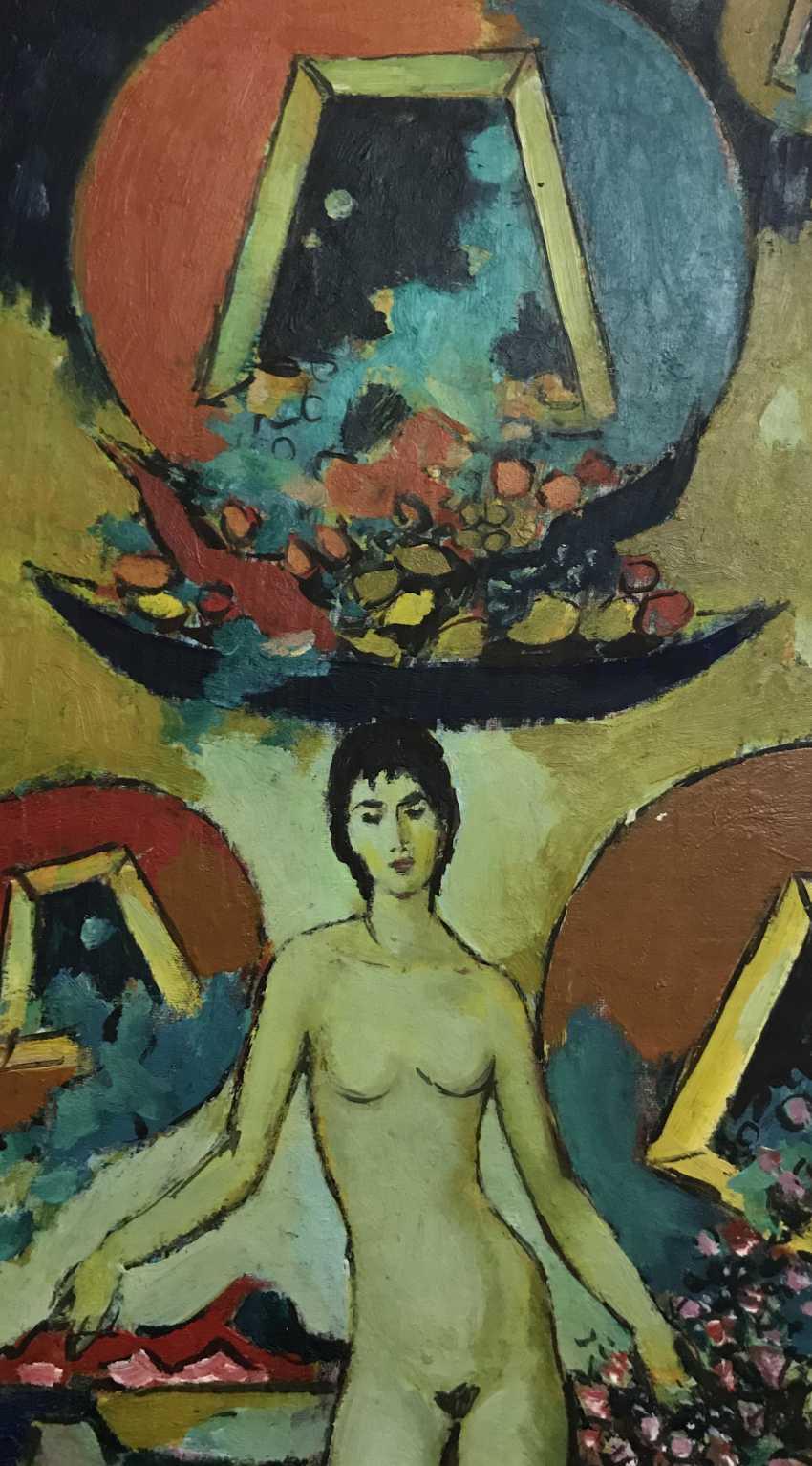 "Kishchenko, A. M. - ""Nude"", 1989 - photo 5"