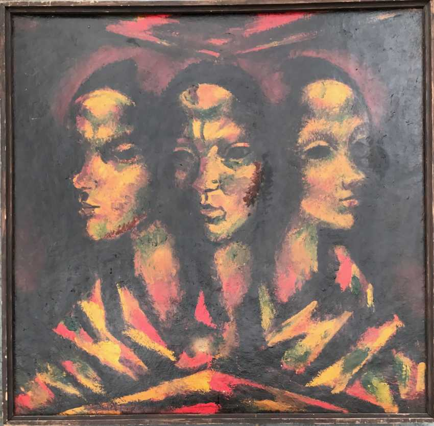"""Catalogue of early A. M. Kischenko """"Reflection"""", 1969 - photo 9"""