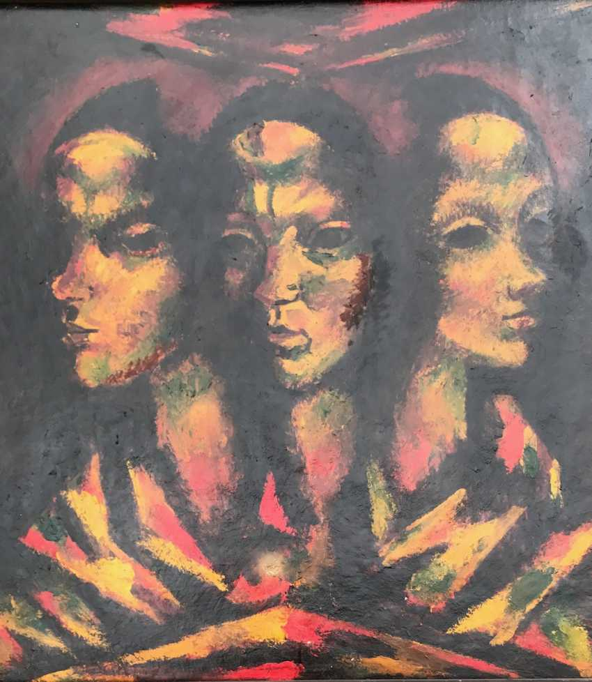 """Catalogue of early A. M. Kischenko """"Reflection"""", 1969 - photo 10"""