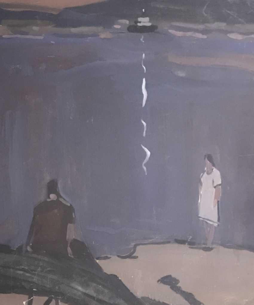 "Kubarev V. G., ""Romantic"", XX century. - photo 2"